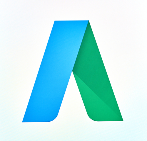 Google AdWords logo: digital marketing