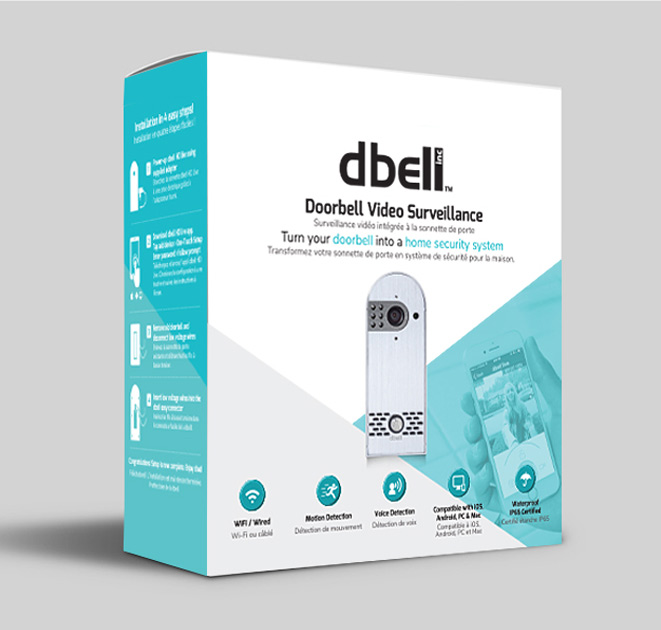 package design doorbell