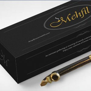 package design hookah mehfil
