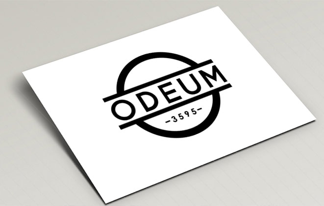 branding event space entertainment hall odeum