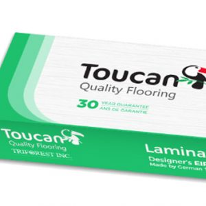 toucan laminate flooring package design thumb
