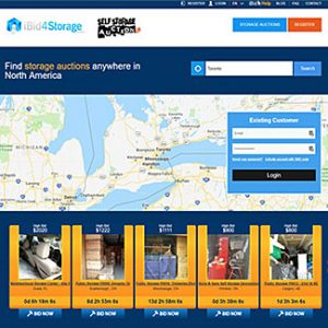 website app auction storage company ibid4storage thumb 1