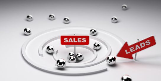 Convert lead types into sales